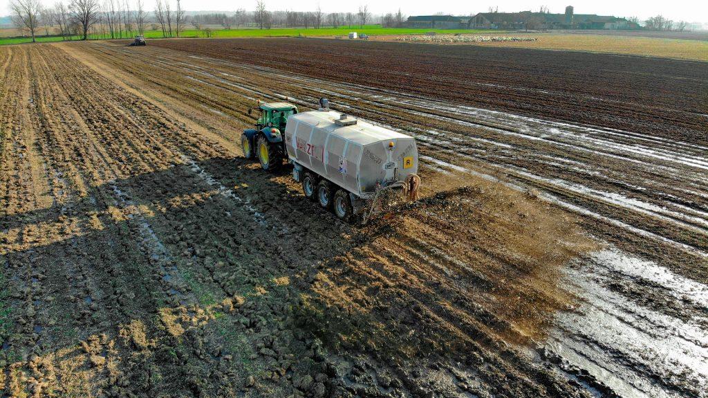Inside job Coffee fertilizers