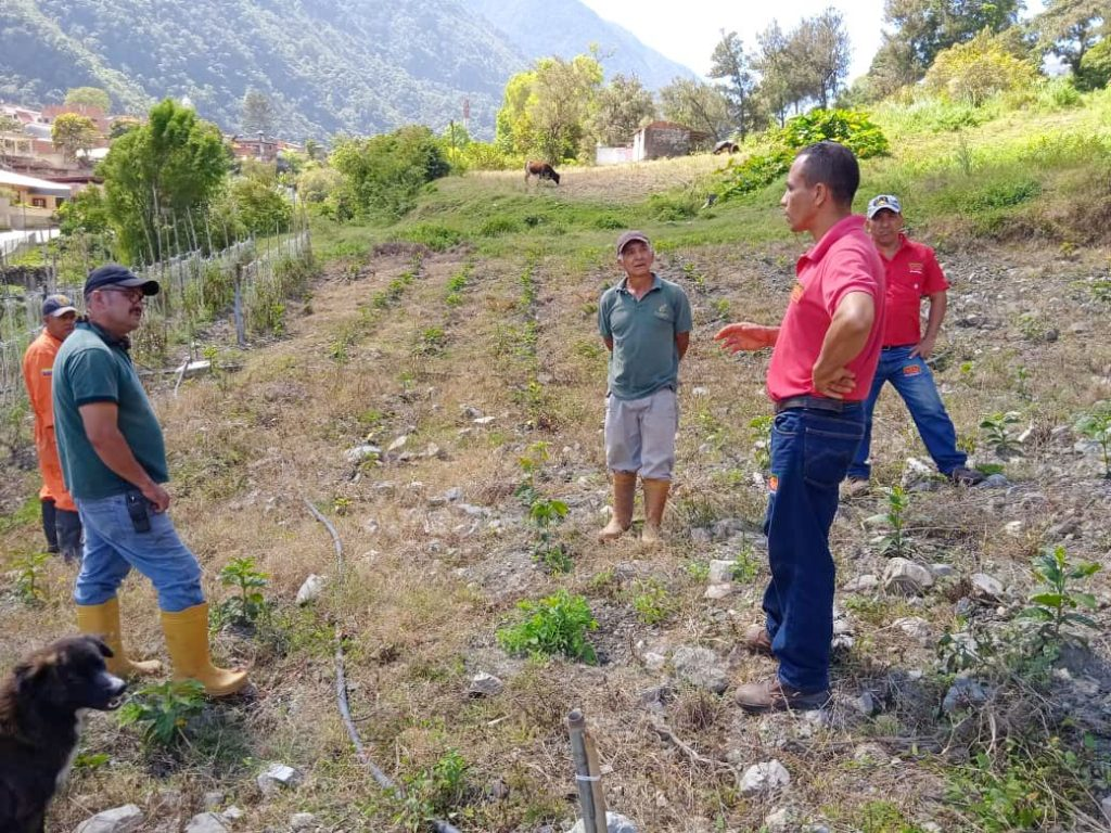 Farmers getting agricultural education